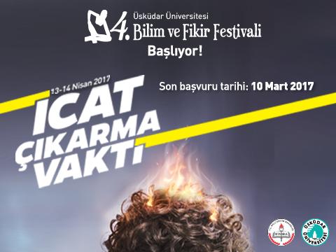 4. Bilim Fikir Festivali