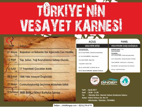 DARBELERE KARŞI HALKIN BAĞIŞIKLIK VE PSİKOLOJİK DİRENCİ (Türkiye'nin Vesayet Karnesi)