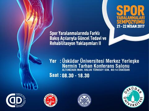 Spor Yaralanmalarında Farklı Bakış Açılarıyla Güncel Tedavi ve Rehabilitasyon Yaklaşımları II