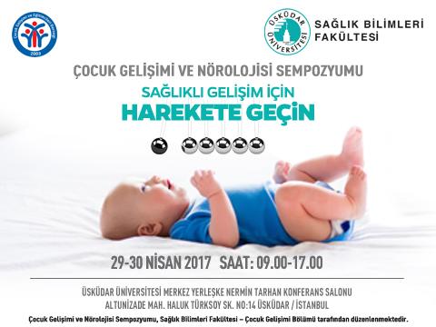 Uluslararası Çocuk Gelişimi ve Nörolojisi Sempozyumu